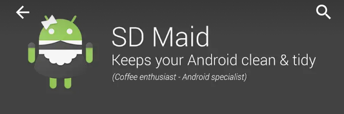 SD Maid——Android上的磁盘分析神器