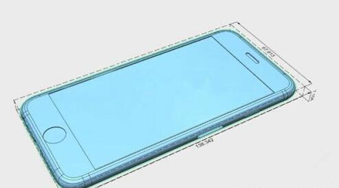 iPhone6s为了防掰弯加厚机身?-三九手机网电视手机三星苹果投屏图片