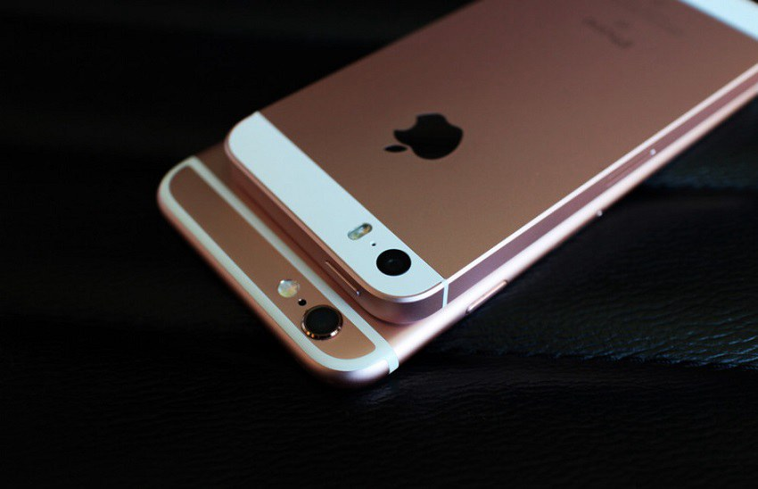 iPhone SE与iPhone 6s真机对比图赏 选小屏还是大屏 九机网