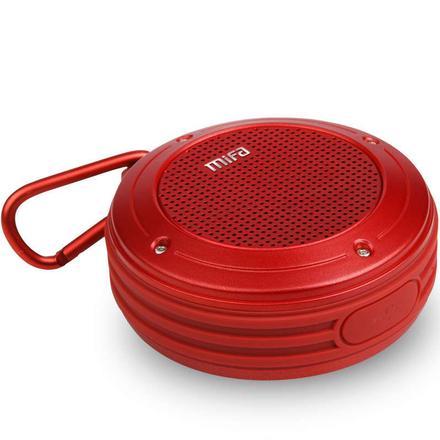 mifa f10 户外便携式无线蓝牙音箱红色图片