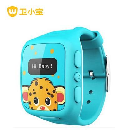 卫小宝儿童手表 w268天空蓝