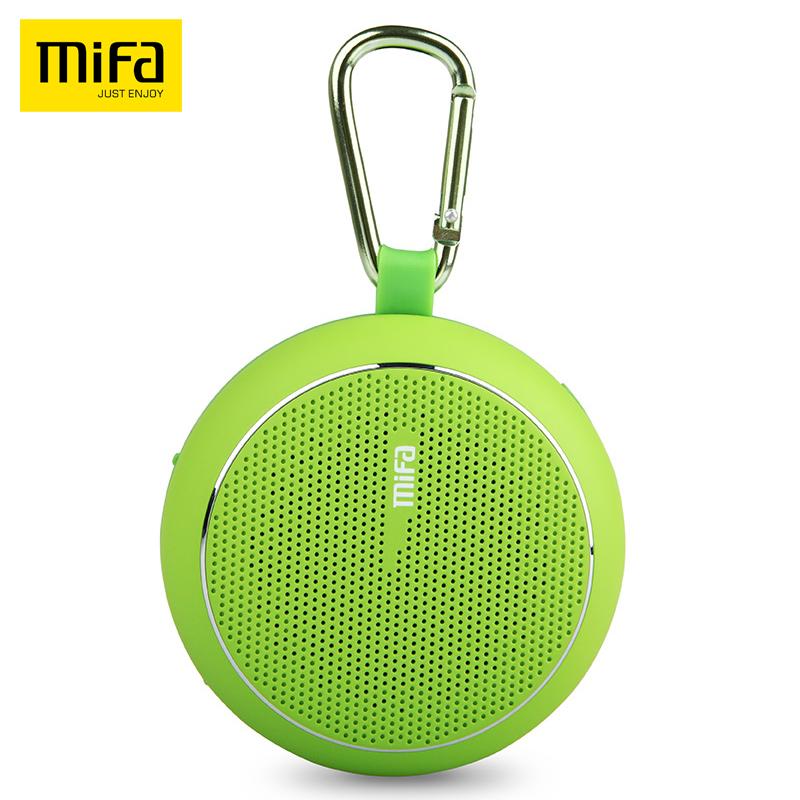 mifa f1 无线蓝牙音箱绿色