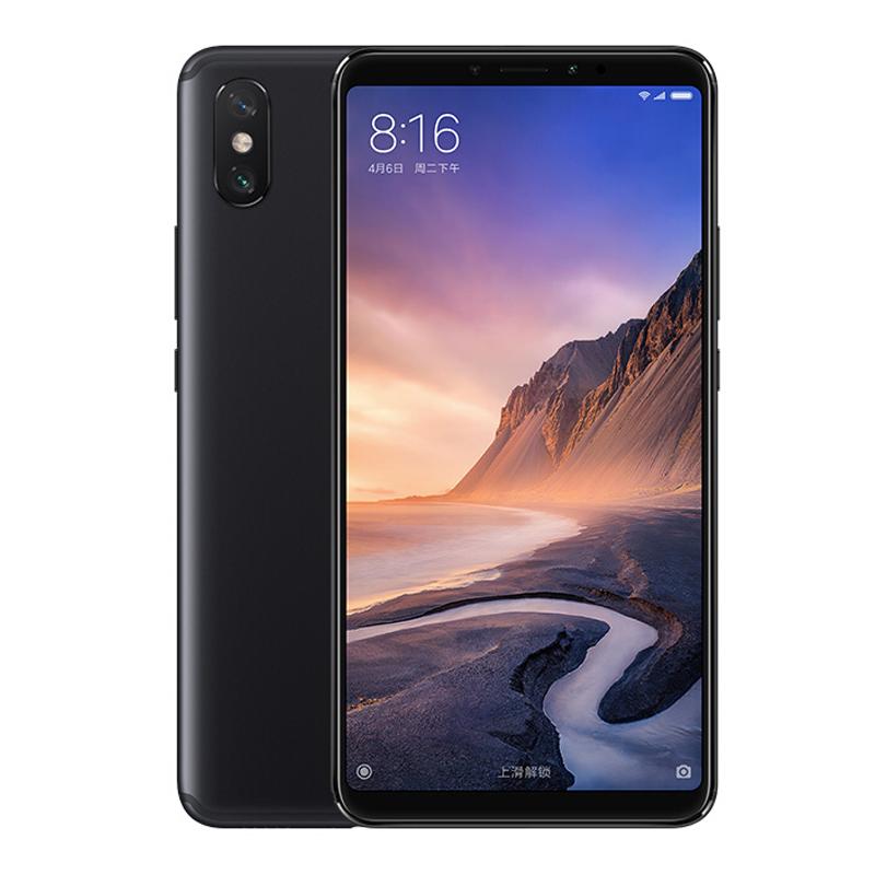 小米Max3 全网通版 曜石黑 6GB+128GB,其他,3C数码家电智能收银供应链,手机供应链,小米手机