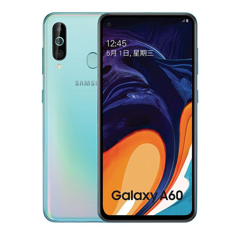 三星 Galaxy A60 全网通版 浅滩蓝 6GB+128GB