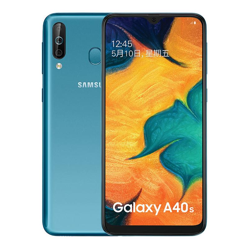 三星 Galaxy A40s 全网通版 水光蓝 6GB+64GB,其他,3C数码家电智能收银供应链,手机供应链,三星手机