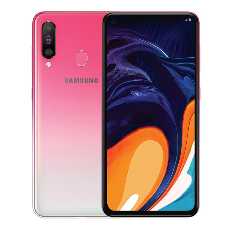 三星 Galaxy A60 全网通版 桃桃汽汽 6GB+128GB,其他,3C数码家电智能收银供应链,手机供应链,三星手机