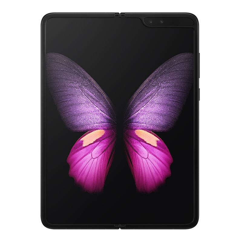 三星 Galaxy Fold 全网通版 量子黑 12GB+512GB,其他,3C数码家电智能收银供应链,手机供应链,三星手机