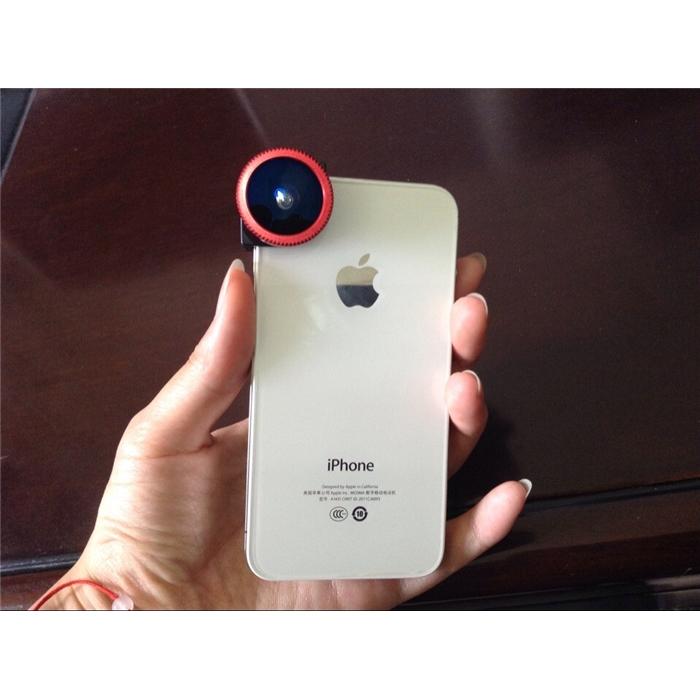 yuxiaoxia对苹果手机外接镜头的试用报告