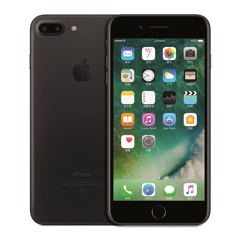 Apple iPhone 7 Plus 全网通版 黑色 128GB,其他,3C数码家电智能收银供应链,手机供应链,苹果手机