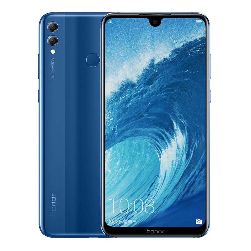 华为 荣耀8X Max 全网通版 魅海蓝 6GB+128GB