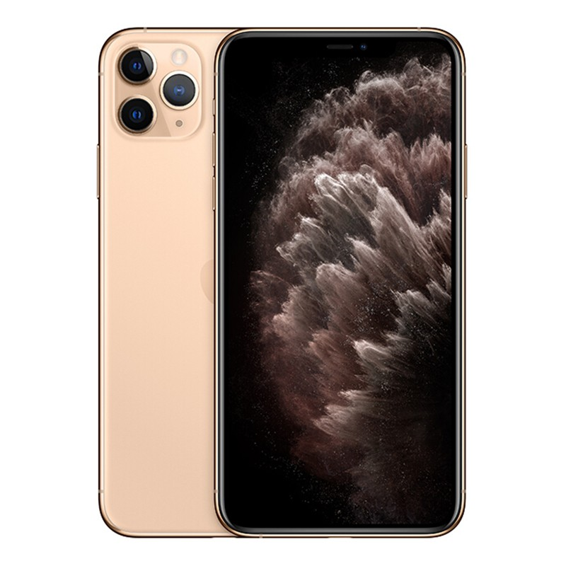 Apple iPhone 11 Pro Max 全网通版 金色 64GB,其他,3C数码家电智能收银供应链,手机供应链,苹果手机