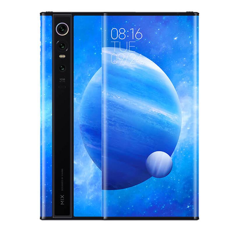 小米 MIX Alpha 黑色 12GB+512GB,其他,3C数码家电智能收银供应链,手机供应链,小米手机